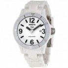 Invicta Women's 1207 - Angel White Plastic Watch