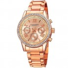 Akribos Watch for Women , Rose Gold , AK872